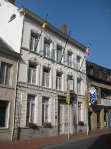 Talbot House, Poperinge, Belgium.