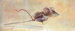 The Tale of Despereaux by Kate DiCamillo. Winner of the John Newberry Medal.