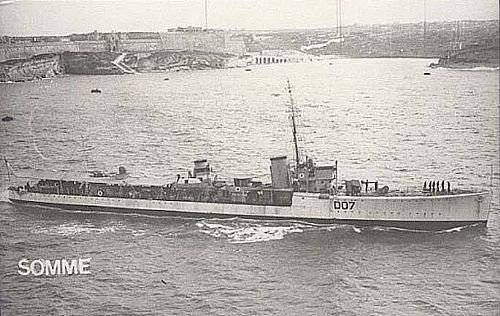 HMS Somme