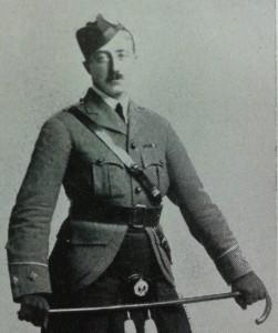 Harry James Hall