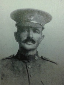 Percival Joseph Barnes, 31st Battalion CEF