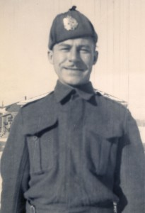 D-Day Stretcher Bearer William Garner, Canadian Scottish Regiment