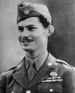 Medal of Honor recipient Desmond Doss.