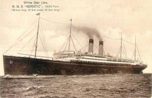 RMS Adriatic.