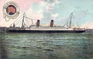 SS Caronia