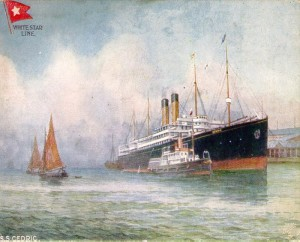 SS Cedric