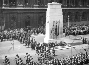 Australian Contingent, London 1937