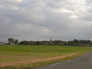 French village of Fresnoy En Gohelle (Fresnoy)