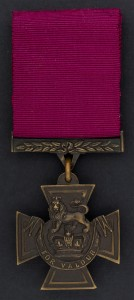 FOR VALOUR. THe Victoria Cross.
