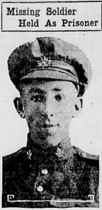Thomas Edward Boyle, Winnipeg Evening Tribune via the Canadian Virtual War Memorial).