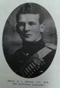 R.L. Zengel VC MM