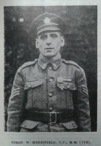 W. Merrifield VC MM