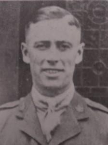 Lieutenant G.W. Robinson