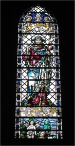 Nation memorial window, Christ Church Cathedral, Victoria, B.C.