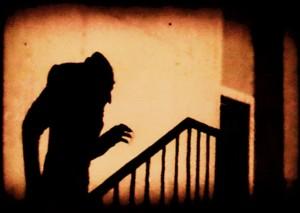 Nosferatu...the shadow of Count Orlok.