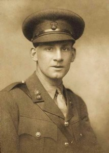 Siegfried Sassoon 1915. Ring your sweet bells; but let them be farewells / To the green-vista'd gladness of the past. (Joy-Bells, 1918) Wiki Commons Image
