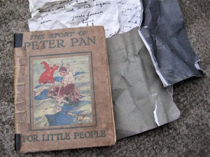 The Story of Peter Pan for Little People.