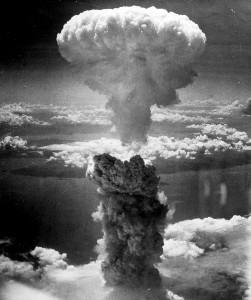 Atomic Bomb Nagasaki.