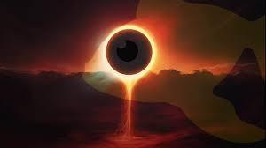 Black Hole Sun.