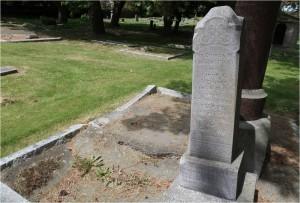 Elliott Family Memorial, Ross Bay Cemetery