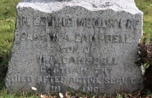 Campbell Memorial