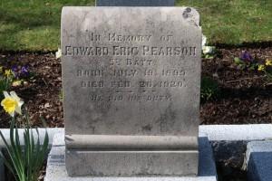 Pearson Memorial
