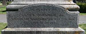 Dunsmuir Memorial