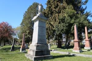 Dunsmuir Family Memorial, Ross Bay Cemetery