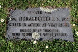 Paul Family Memorial, Ross Bay Cemetery