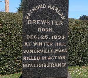 Brewster Family Memorial