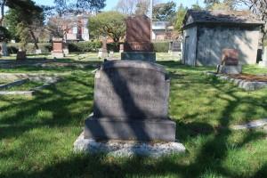 Stewart Family Plot, Ross Bay Cemetery