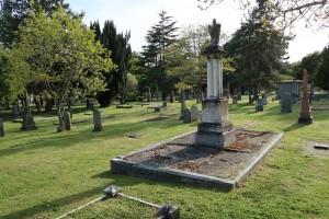 Dowler and Williams Family Memorial.