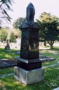 Spencer Family Memorial, Ross Bay Cemetery