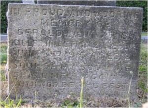 Peters Family Memorial
