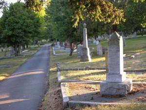 Wilkinson Family Memorial, Ross Bay Cemetery