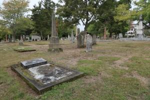 Ablett Family Memorial, Ross Bay Cemetery.