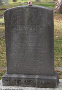 Albert Eaton, Rupert William Eaton, Military Cross, 54th Canadian Infantry Battalion
