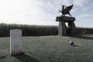 Welsh Memorial Park. (P. Ferguson image, September 2016)
