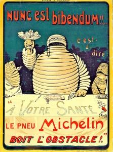 Bibendum, tyres, Michelin