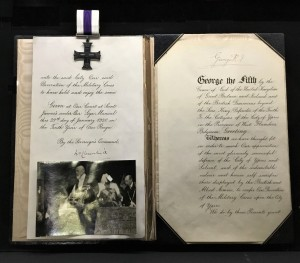Great War, 1920, Military Cross, Gallantry, Ieper, Ypres