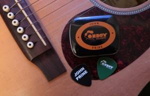 John Prine, Acoustic Guitar, John Prine Guitar Picks
