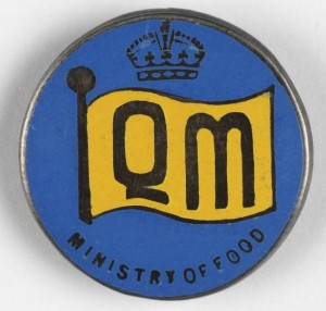 Women's Voluntary Service, Queen's Messenger Service, Ministry of Food