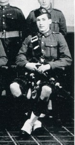 Piper Charles Gilchrist Gunn Killed in Action - Pourville, France 19 August 1942 (Canadian Virtual War  Memorial)