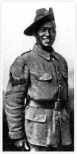 Kulbir Thapa Magar VC. (Wiki image)
